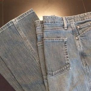 LL Bean women's jeans